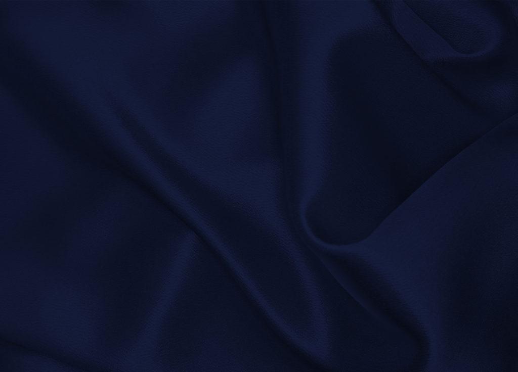 SATIN DARK BLUE