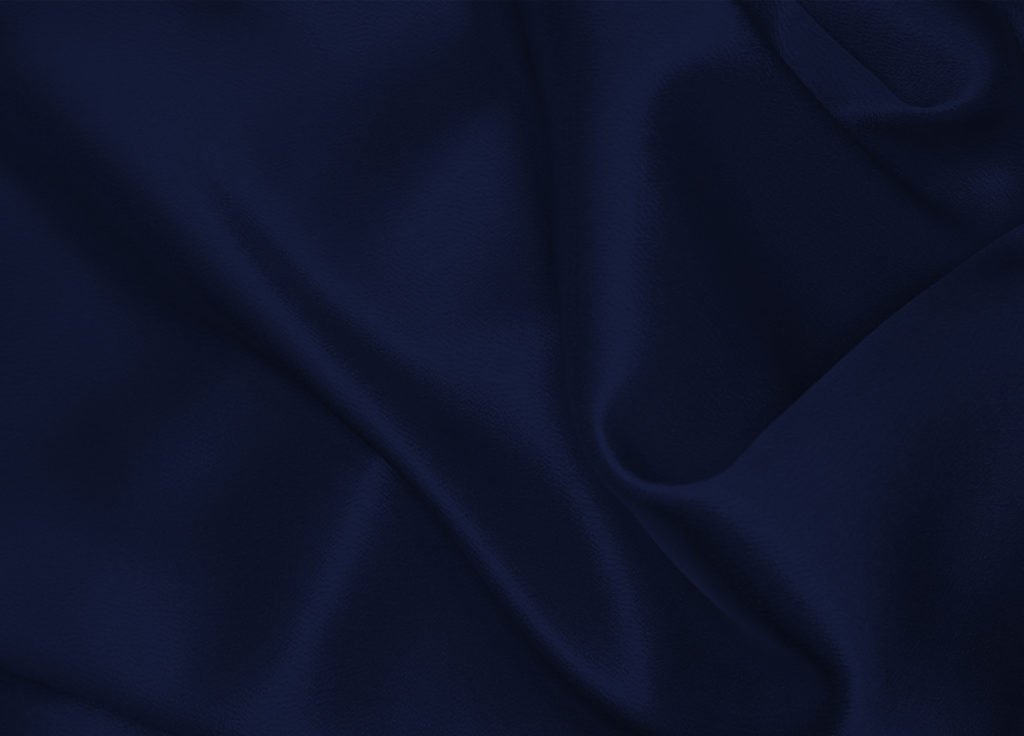 SATIN DARK BLUE