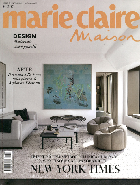 MARIE CLAIRE MAISON ITALY MAY 2020