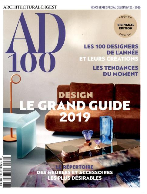 AD 100 SPECIAL DESIGN FRANCE SEPTEMBER 2019