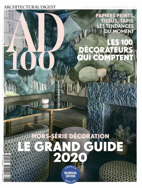 AD COLLECTOR FRANCE APRIL 2020