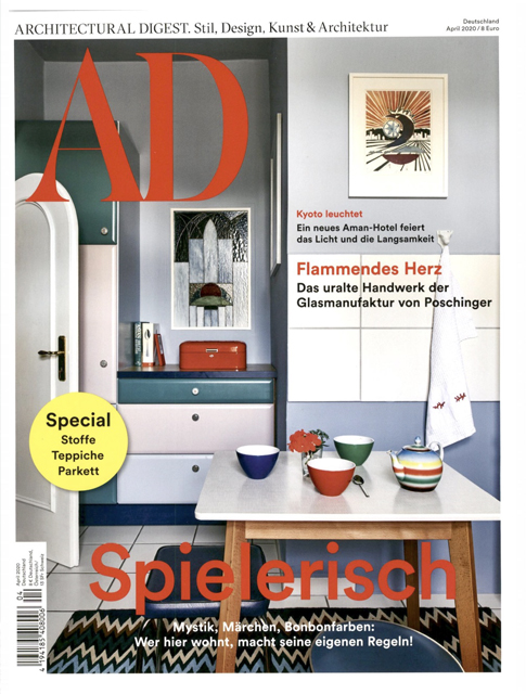 AD GERMANY APRIL 2020