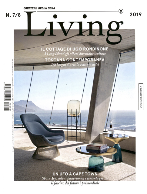 LIVING ITALY JULY 2019