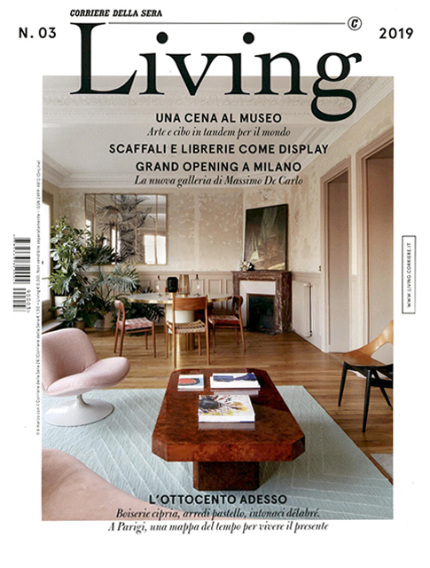 LIVING ITALY MARCH 2019