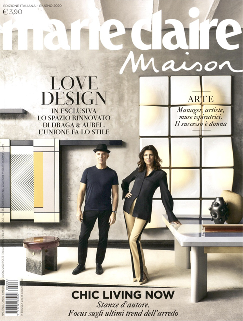MARIE CLAIRE MAISON ITALY JUNE 2020