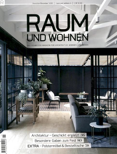 RAUM UND WOHNEN CH November 2020