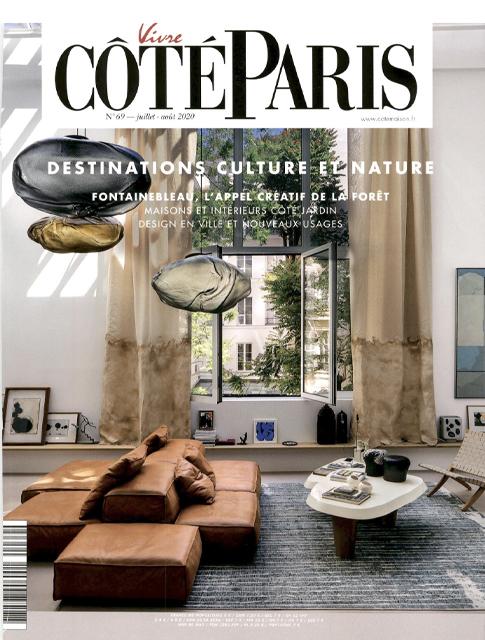 VIVRE COTE PARIS JULY 2020