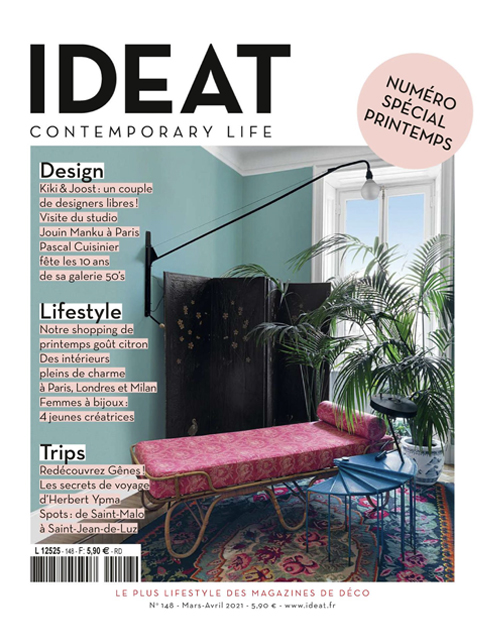 IDEAT FRANCE MARCH 2021